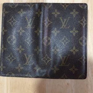 LOUIS VUITTON Bags - LOUIS VUITTON  WALLET/CREDIT CARD HOLDER
